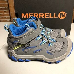 Merrell BOYS Chameleon 7 Access Hiking Shoe